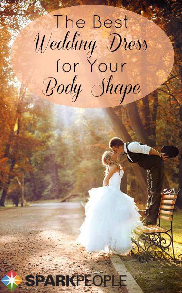 Свадьба - The Best Wedding Dress For Your Body Type
