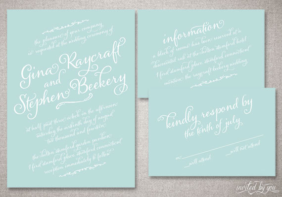 Free handwriting fonts for your diy wedding invitations a