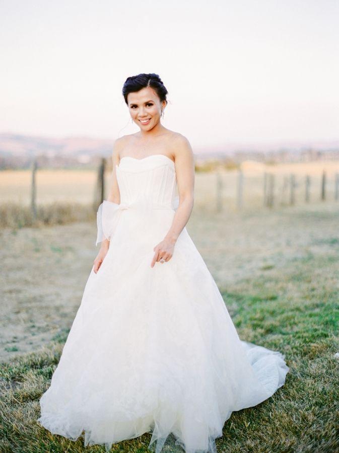 Hochzeit - Organic   Elegant Napa Wedding At Carneros Inn Part II