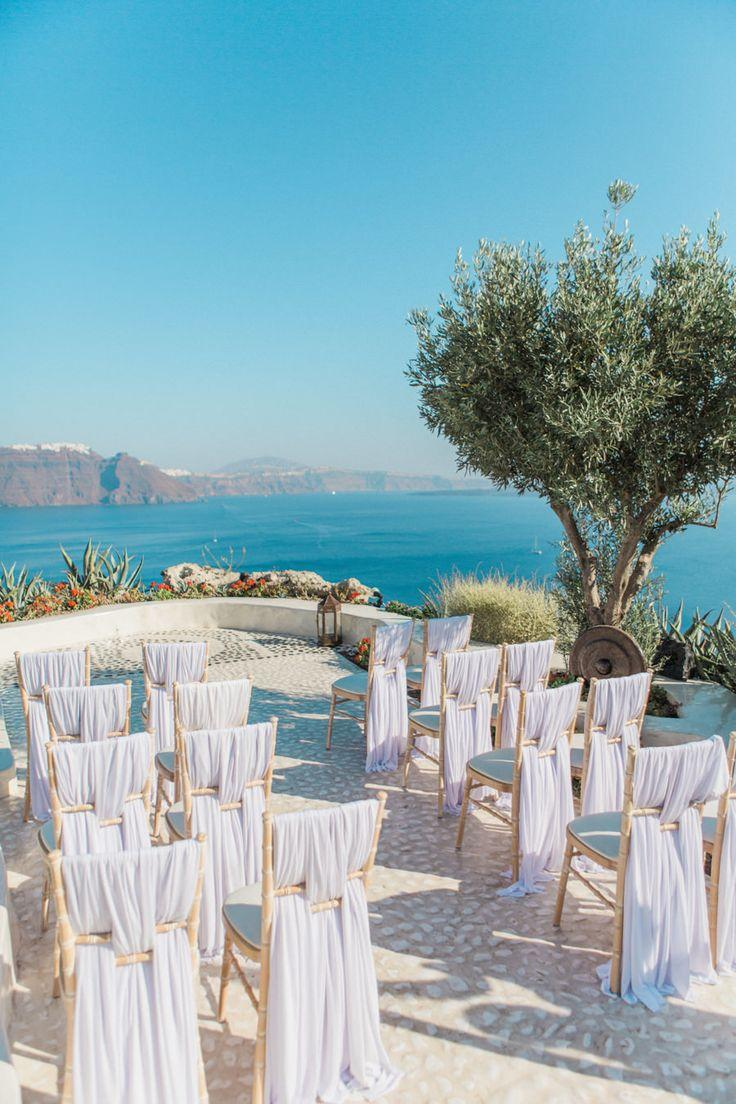 Mariage - Sun-Soaked Santorini Wedding