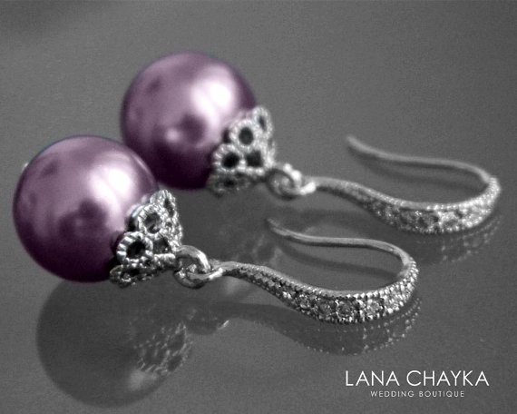 show pearl day purple the freshwater orient b stunning back gem to march edison deep pearls