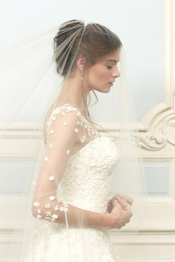 Wedding - Sassi Holford 2015 Couture Wedding Dresses — Savoy Bridal Collection