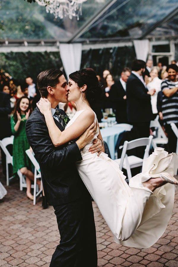 Wedding - Romantic Austin, TX Garden Wedding At The Allan House