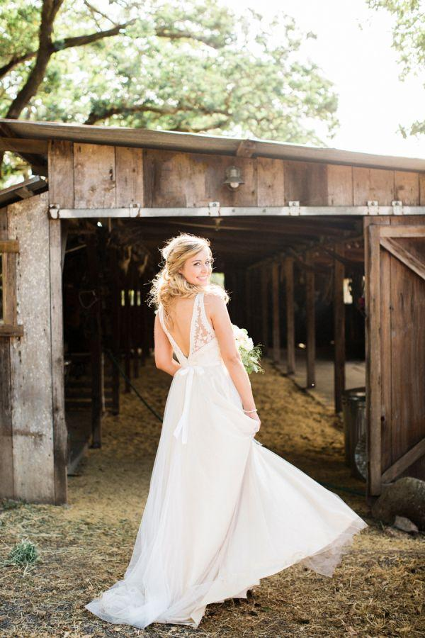 Wedding - Al Fresco Summer Ranch Wedding