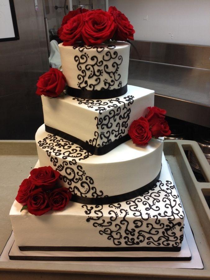 Wedding Cake Other Mixed Shaped Cakes