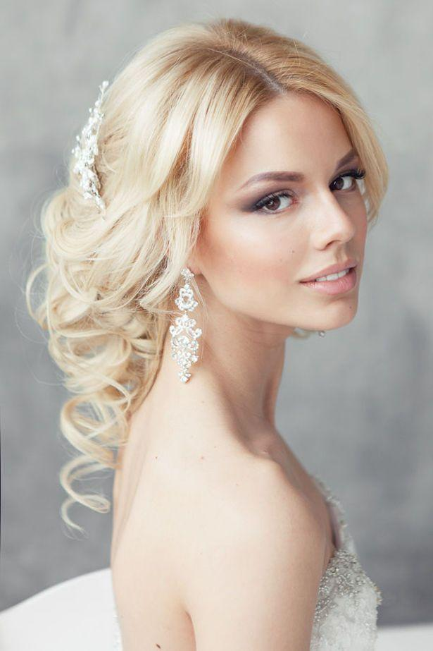 Свадьба - Beautiful Wedding Updo