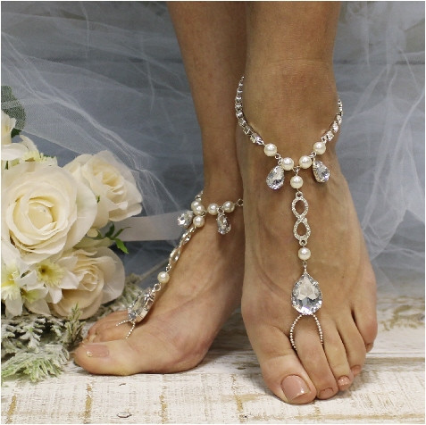 Wedding - ETERNAL barefoot sandals