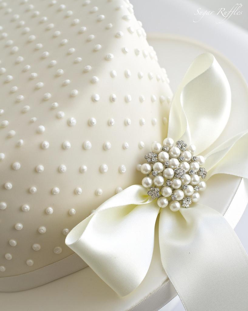 Свадьба - Pearl Detail