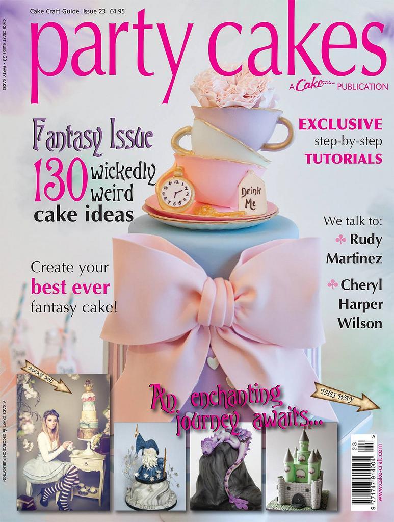 زفاف - Party Cakes Magazine Cover