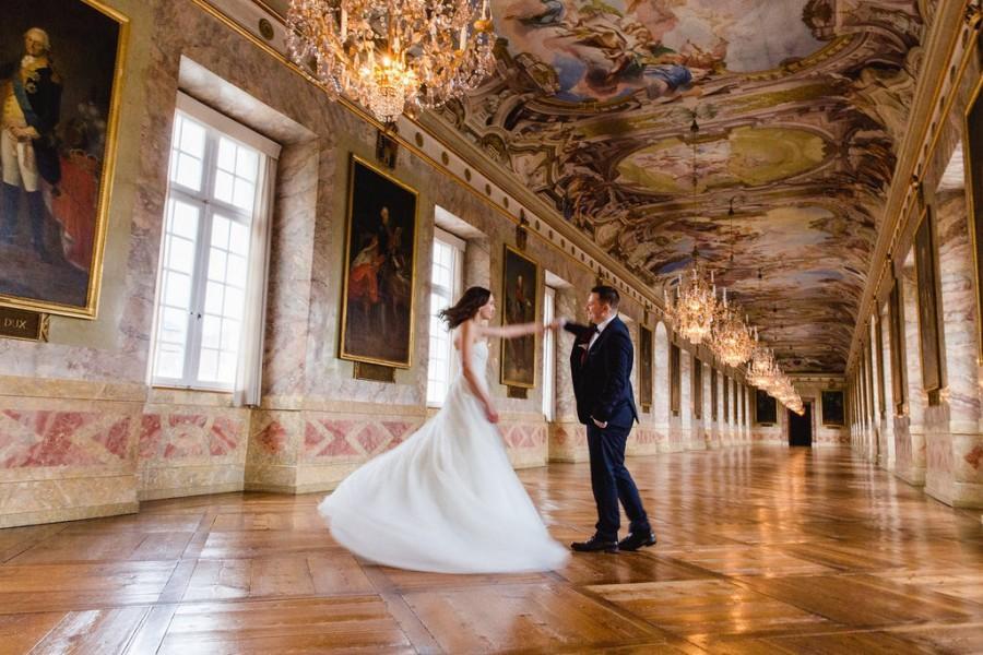 Mariage - Theresa And Florian