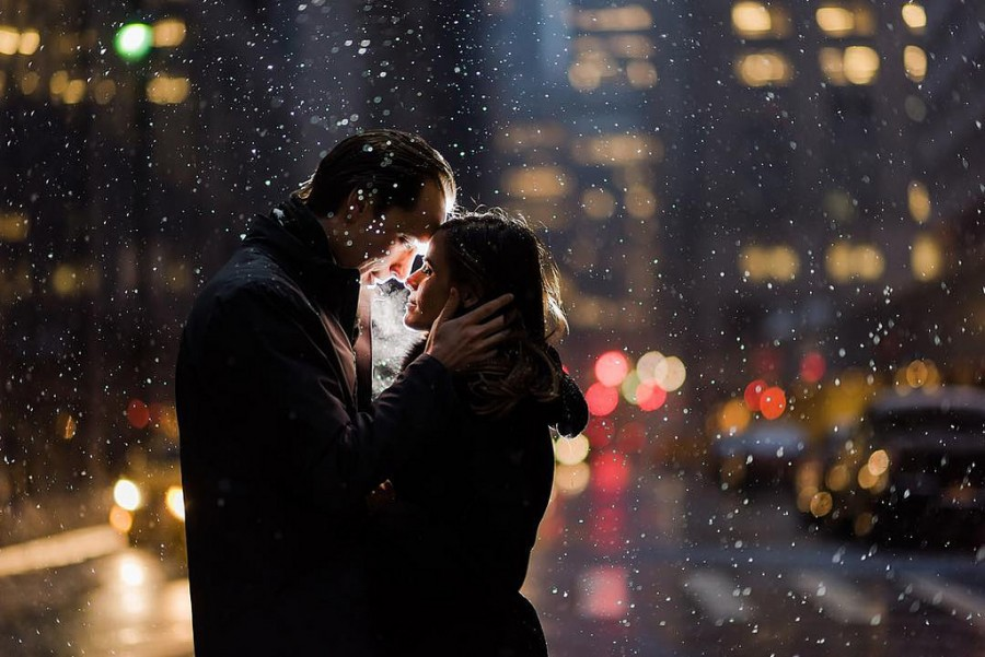 Wedding - Weather In New York Is Notoriously Unpredictable. Usually We Think Of This In Terms Of Unwanted Rain On Our Wedding Day, But Sometimes The Problem Is The Reverse: In More Than A Thousand Times Of A Couple Being In Front Of My Camera For Weddings, Engageme