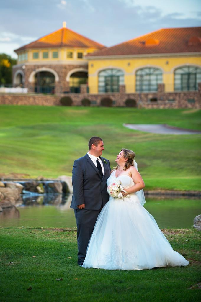 Свадьба - Love On The Course