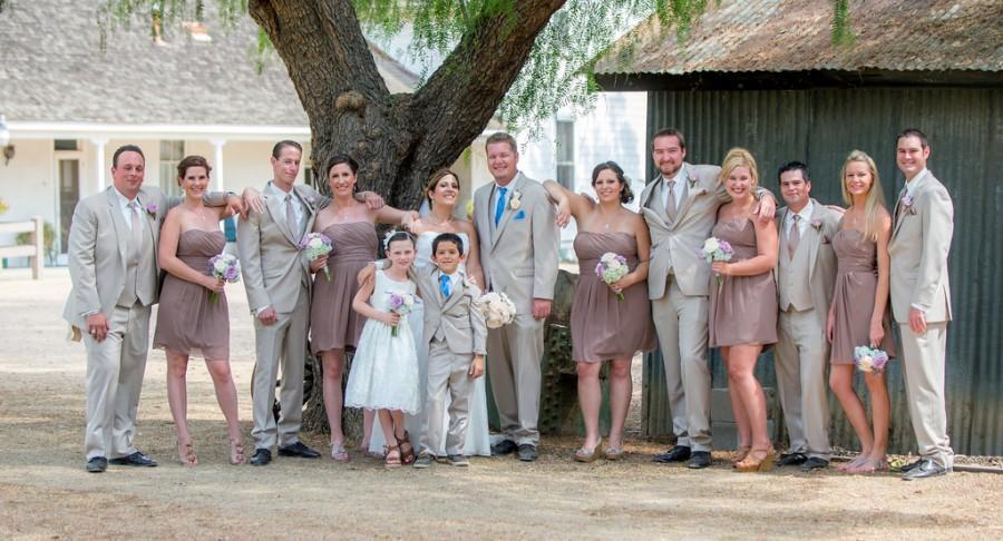 Wedding - The Wedding Party