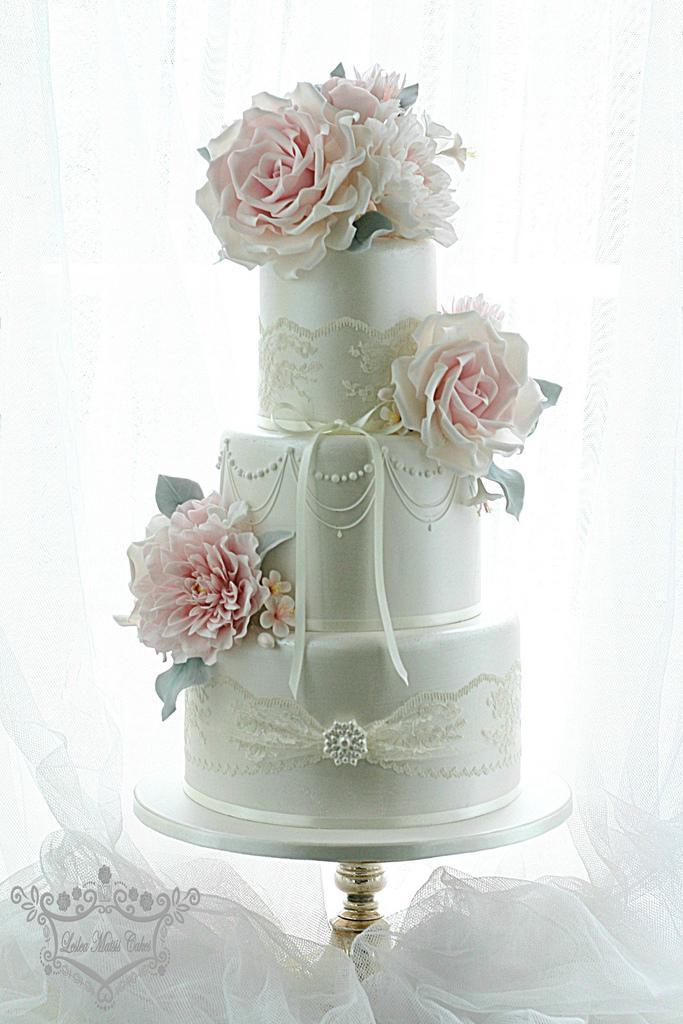Свадьба - Roses And Dahlias