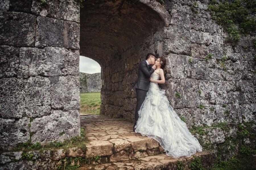 Свадьба - [Prewedding] In The Castle