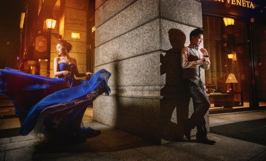 زفاف - [Prewedding] City Night