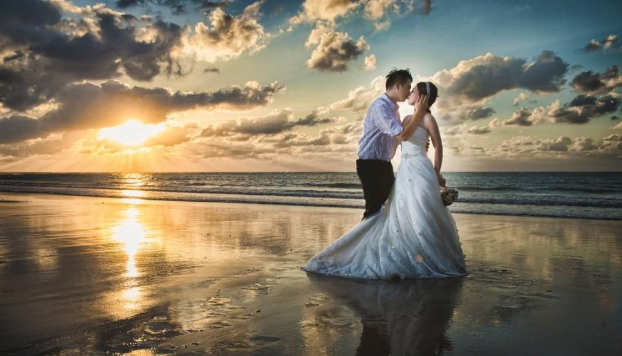 Wedding - [Prewedding] Sunset Moment