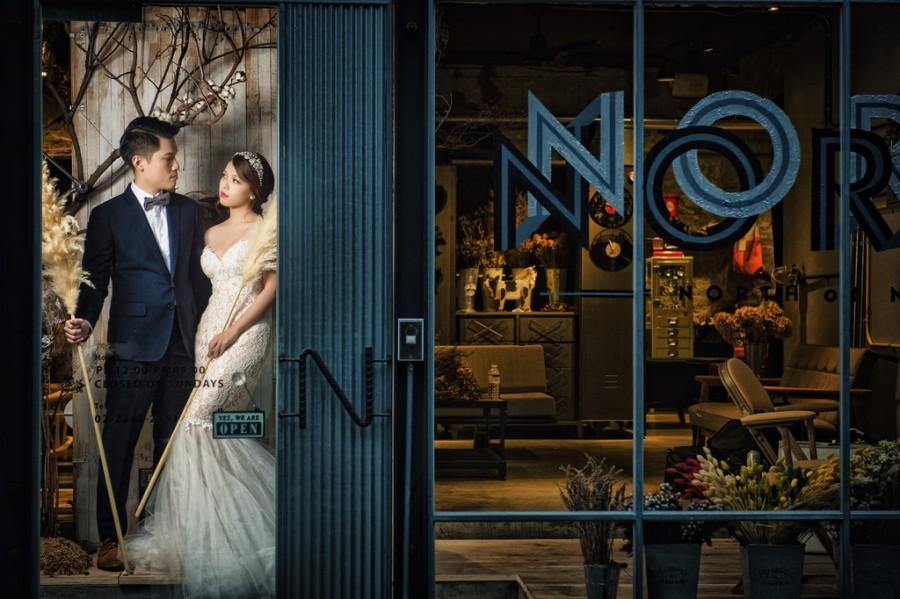 Wedding - [Prewedding] Showcase