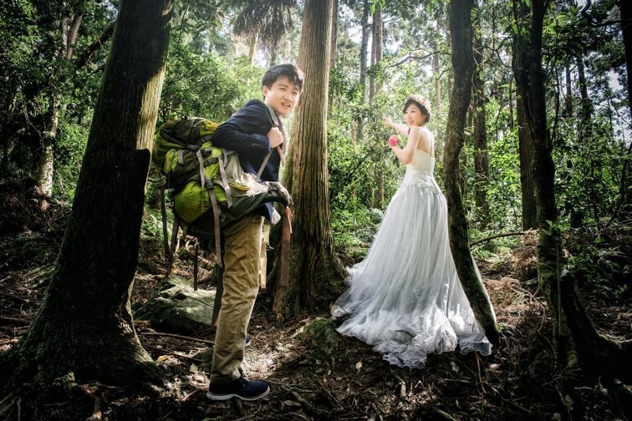 Mariage - [Prewedding] Climbing
