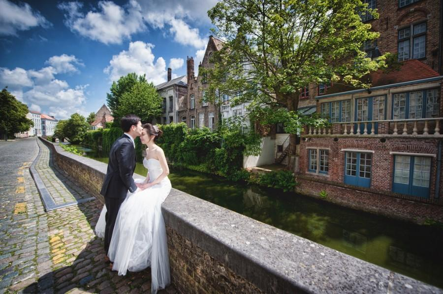 Wedding - [Prewedding] In Brugge