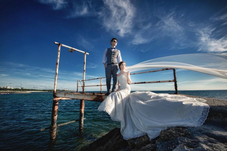 Mariage - [Prewedding] Ocean Blue