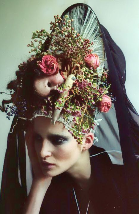 Свадьба - La Mode Jardin Des Fleur