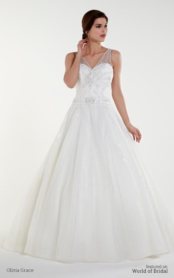 زفاف - Olivia Grace Spring 2016 Wedding Dresses