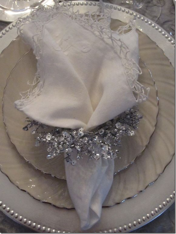 Hochzeit - The Tablescaper: Crystal