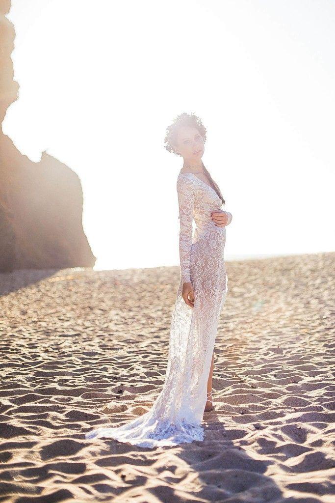 زفاف - Handmade Boho Bridal Gowns For Your Beach Wedding