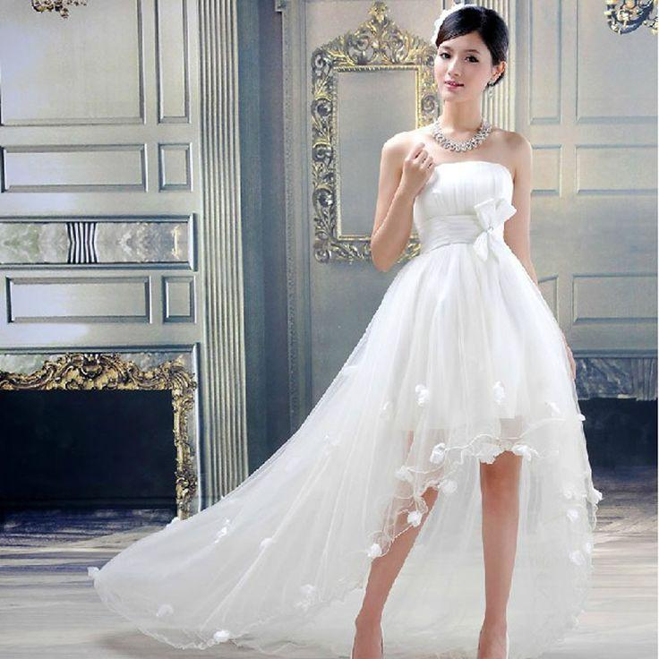 Mariage - Train Princess Wedding Bride Dress