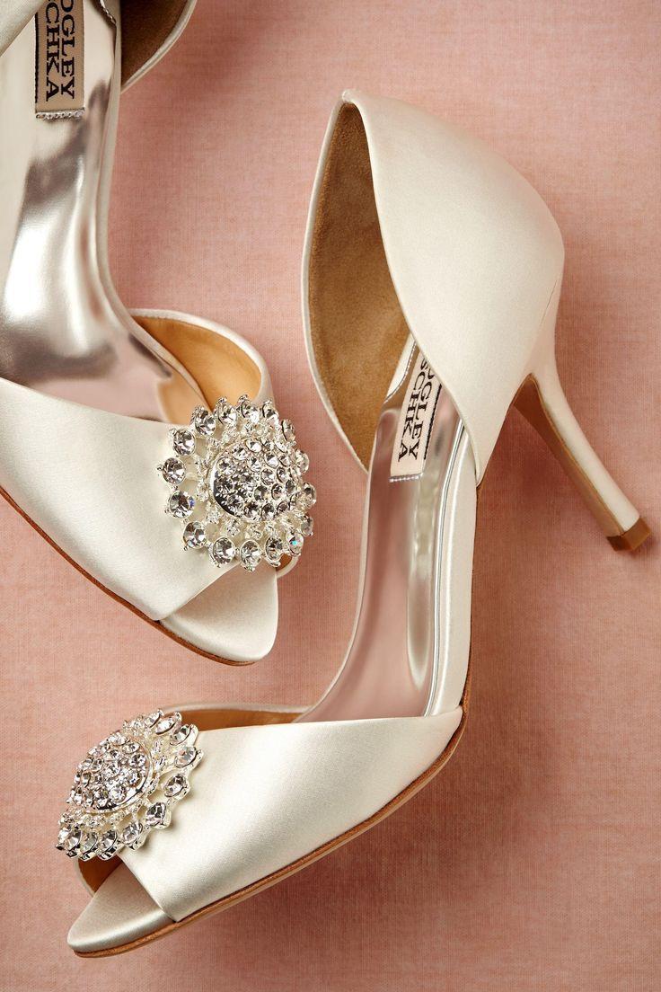 Свадьба - Baguet D'Orsay Heels