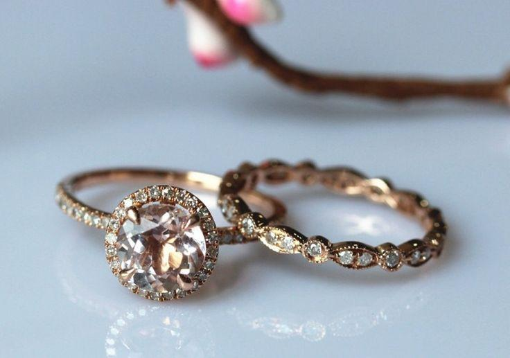 Mariage - 13 Etsy Boutiques To Shop Gorgeous Engagement Rings