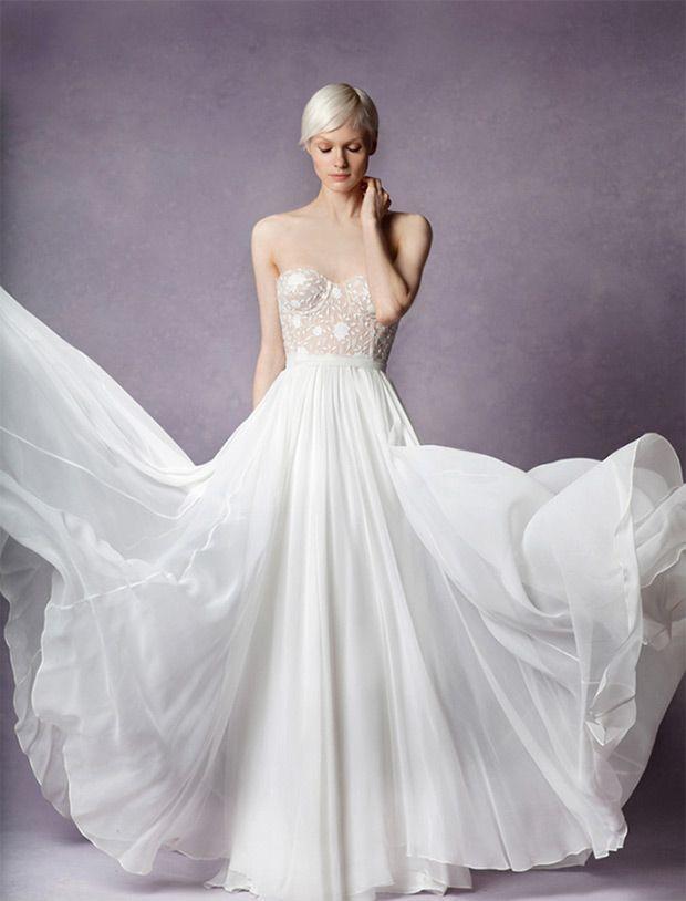 Hochzeit - Dream A Little Dream: Tatyana Merenyuk A Lover's Dream Collection
