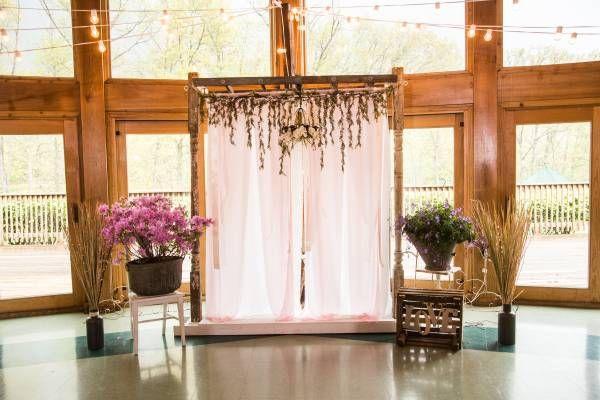 Hochzeit - Wedding Arbor Rental