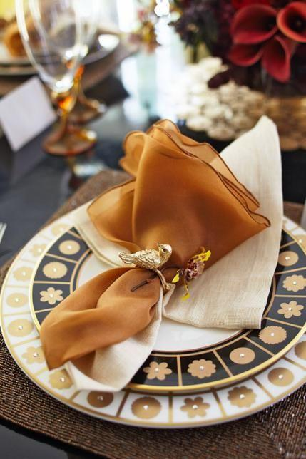 Mariage - Entertaining: Autumn Luncheon, With Recipes