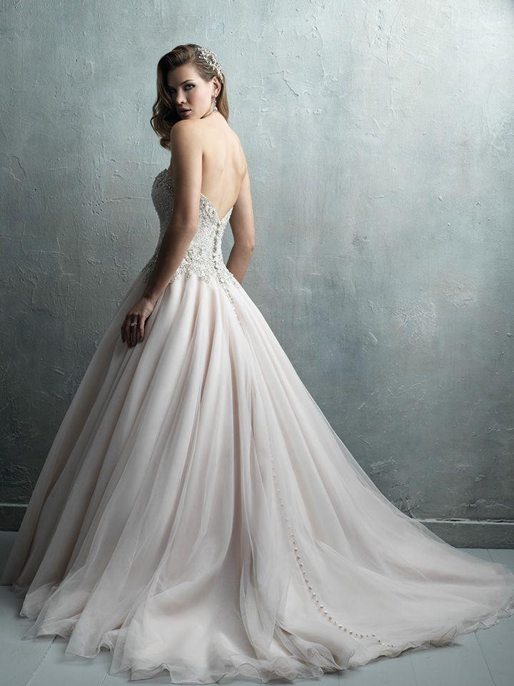 Wedding - Allure Bridals: C323