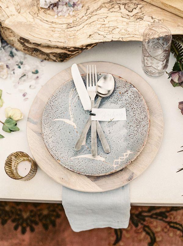 Свадьба - Bohemian Wildflower Wedding Inspiration