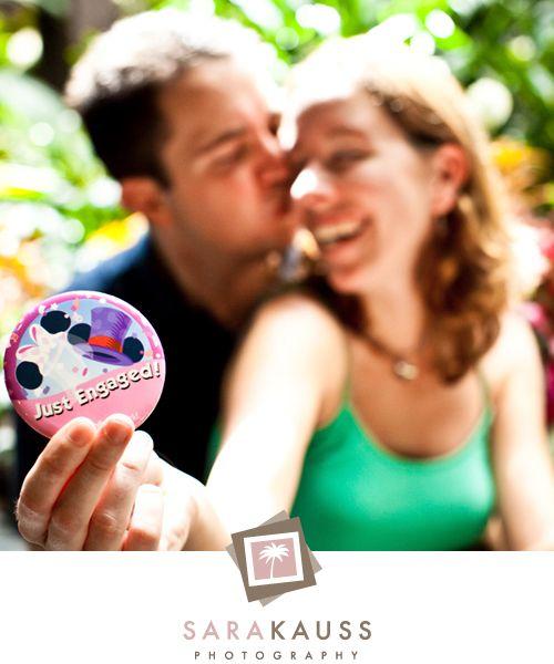 Hochzeit - DISNEY // Engagements At Walt Disney World