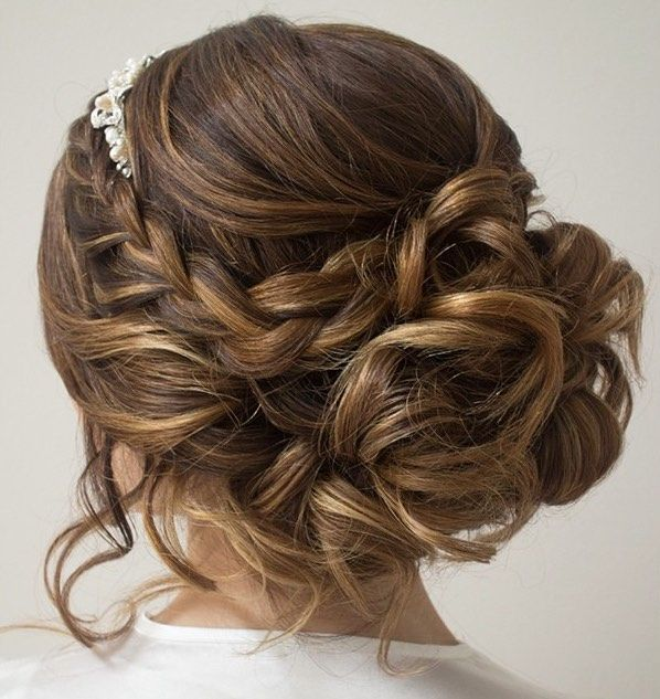 Hair - 30 Hottest Wedding Hairstyles #2487001 - Weddbook