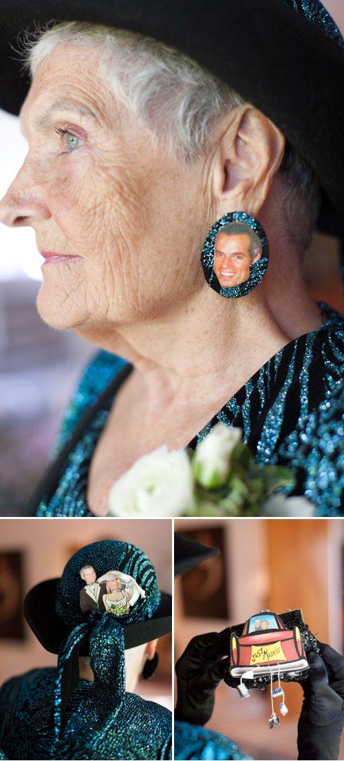 Wedding - Fashionable Millinery-Inspired Connecticut Wedding
