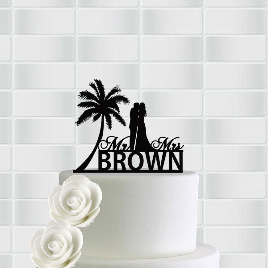 Свадьба - Wedding Cake Topper,Silhouette Mr & Mrs Cake Topper,Couple Cake Topper,Unique Cake Topper,Bride and Groom Topper For Wedding Cake