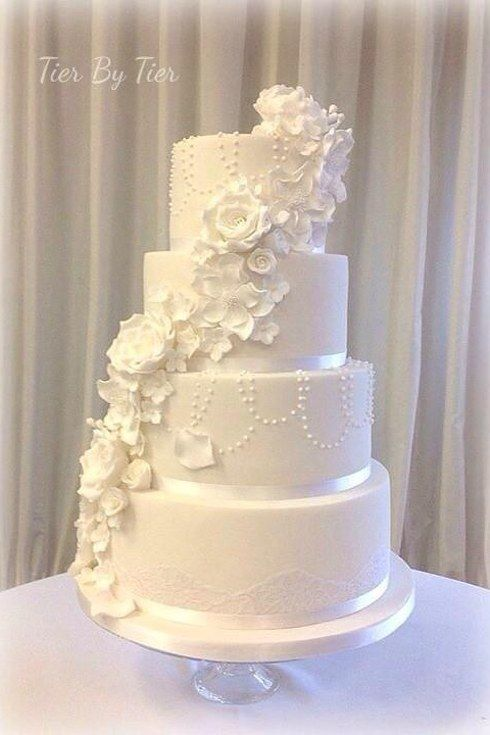 25 Incredibly Beautiful Wedding Cakes That Won 2015 2487589