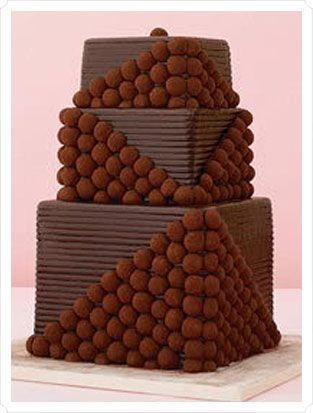 زفاف - Chocolate Wedding Cakes