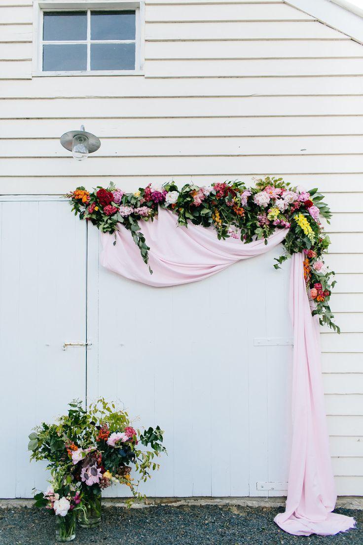 Свадьба - Flower Filled Wedding - LENZO