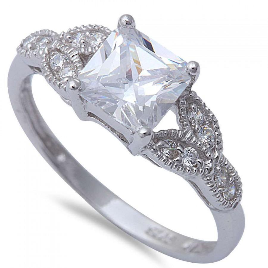 cut fashion rings ring wedding to square cleaning how for your care diamond