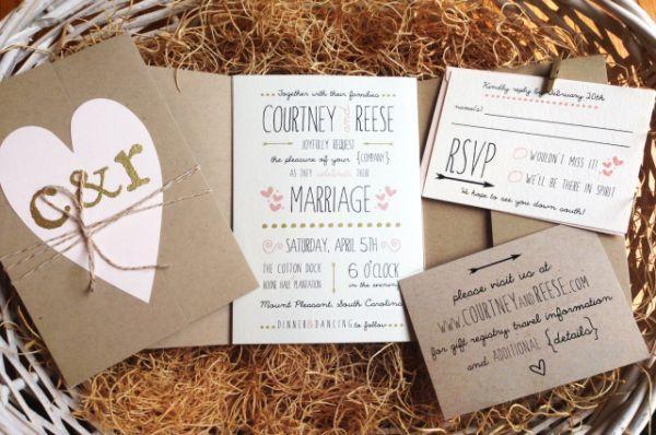 DIY Rustic Wedding Ideas - Wedding Photo Blog #2487975 - Weddbook