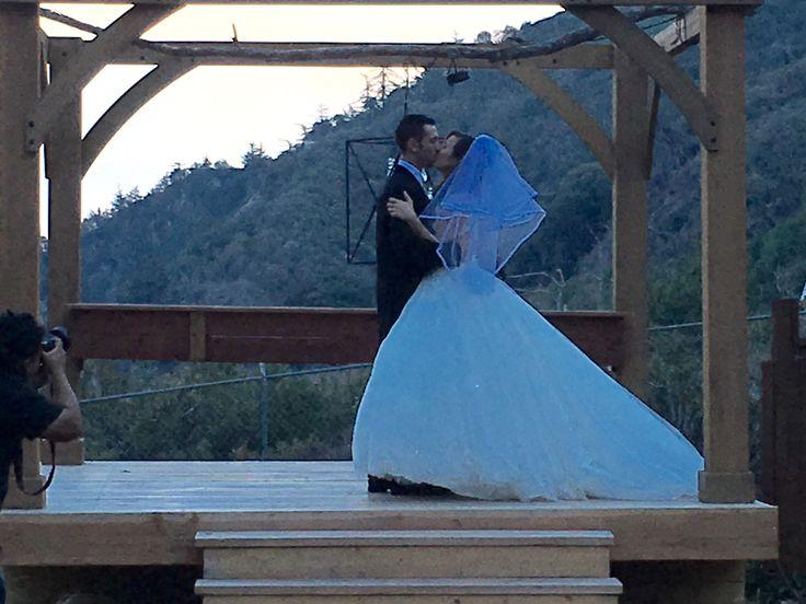 Mariage - Winter Wonderland Wedding At Green Mountain Ranchin Lytle Creek