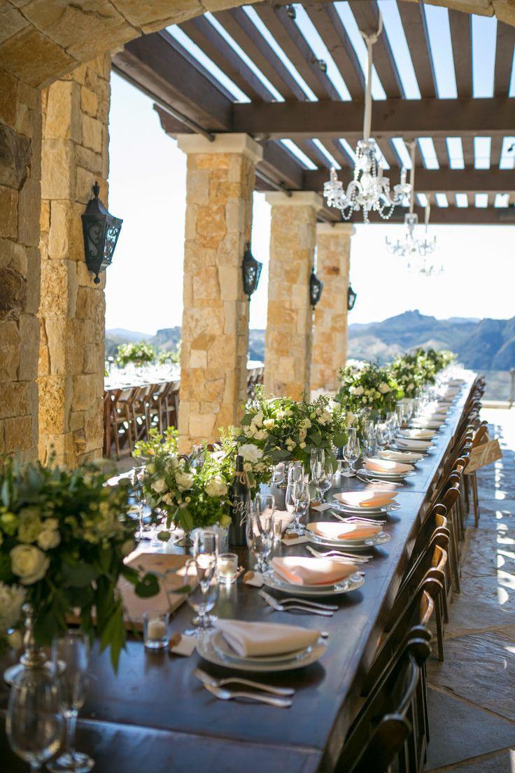 Malibu Rocky Oaks Wedding.Traditional Elegant Malibu Rocky Oaks Vineyard Wedding 2488048