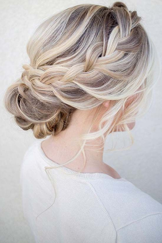 Wedding - 15 Timeless Bridal Hairstyles