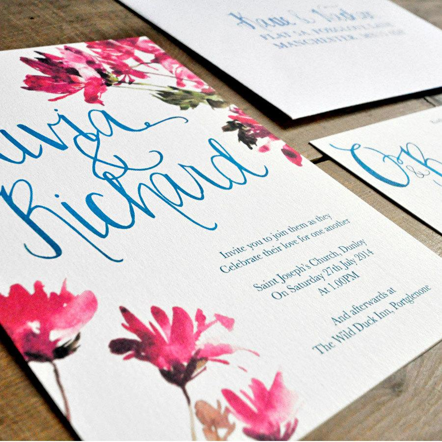 Save the date invitations in Australia